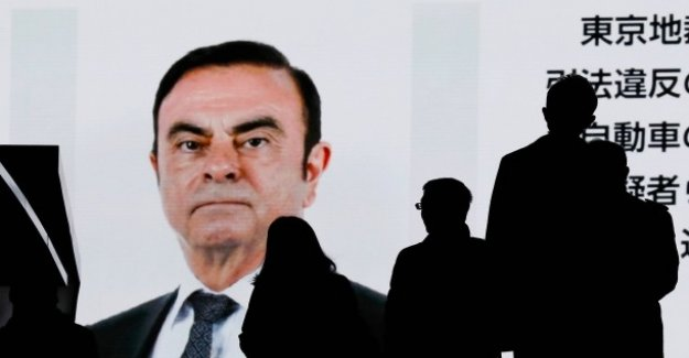 Infos Reuters: La détention de Carlos Ghosn au Japon pas prolongée