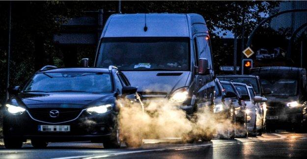 Diesel, les interdictions de circuler pour Euro 6: Cjce, renverse les valeurs Limites