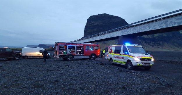 L'horreur de l'Accident sur l'Islande