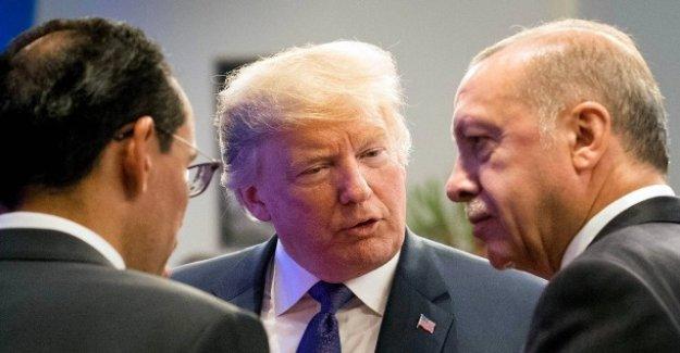 Erdogan et Trump ont convenu d'éviter un