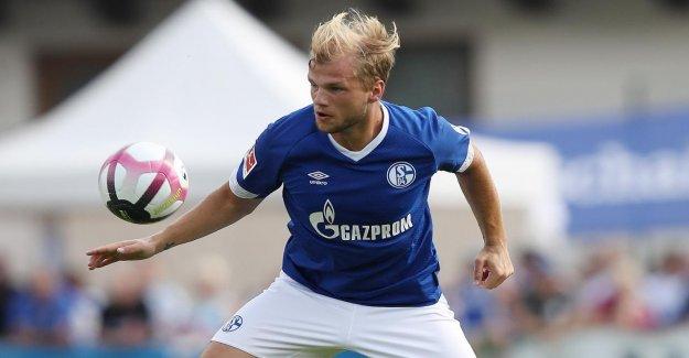 1. FC Cologne: Milieu apporte Johannes Geis de Schalke 04