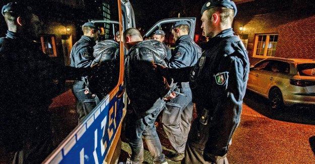 14 Arrestations lors du Raid contre des Familles du Clan
