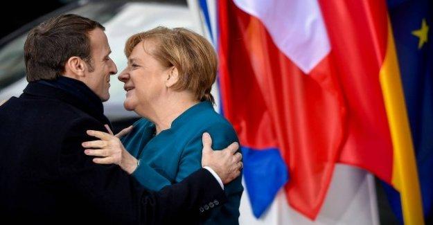 56 Ans après l'Elysée, Contrat: Merkel et Macron sceller nouveau traité d'Amitié