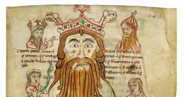 Anglo-Saxon Kingdoms: Du Brexit savait Aldhelm rien