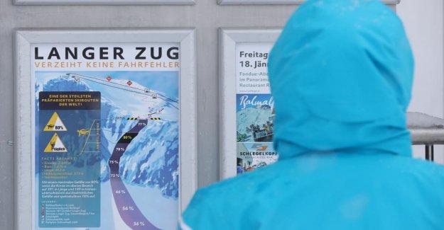 Avalanche à Lech: Excursion d'une journée à la Mort