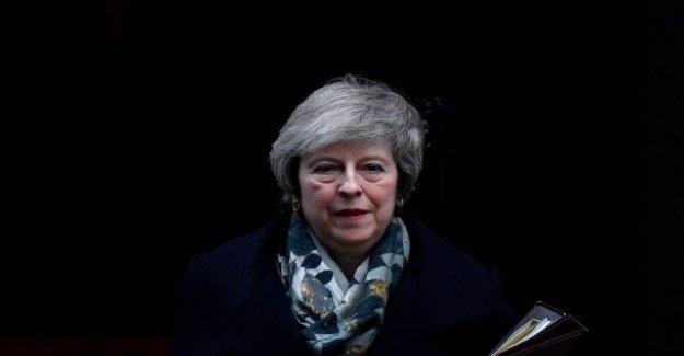 Avant le Brexit Décision: le royaume-uni voit noir