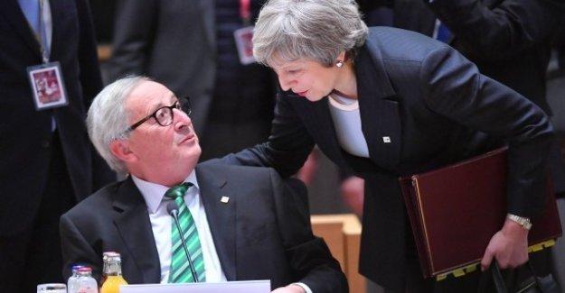 Avant le Vote de la chambre des communes: Juncker ferme Renégociation du Brexit-Contrat à la suite de