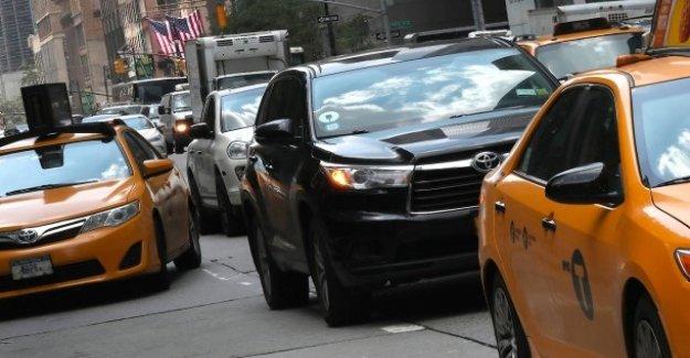 Avec Fahrdiensten dans les Embouteillages: La grande Uber-Illusion
