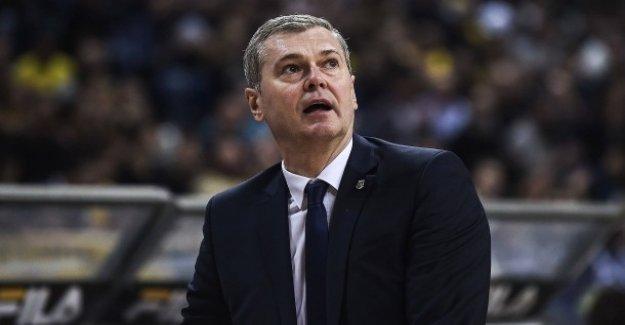 Basket-ball: Bamberg se sépare de l'Entraîneur Bagatskis