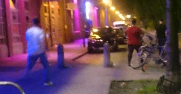 Berlin News: Ils ont frappé leur Victime dans le quartier de Friedrichshain dans le Coma – avis de Recherche!
