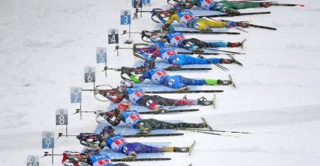 Biathlon-Saisons: des Femmes de Courage des Hommes décevoir