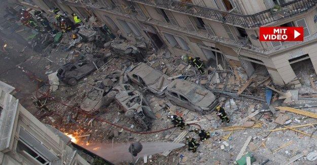 Boulangerie Explosion à Paris: »le Gaz est une Bombe à retardement