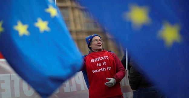 Brexit Appel: les députés demandent Britanniques de rester