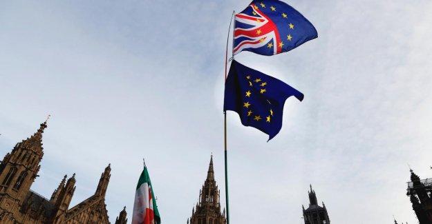 Brexit sans Contrat serait de Pays de l'UE Milliards de coûts
