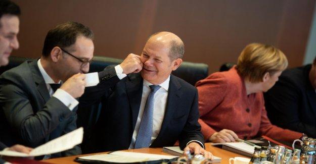 Budget-Excédent: le ministre des Finances, Scholz a 11 Milliards d'Euros, le reste