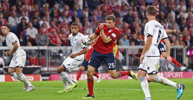 Bundesliga: l'IMAGE fait le Check avant le 18. Journée
