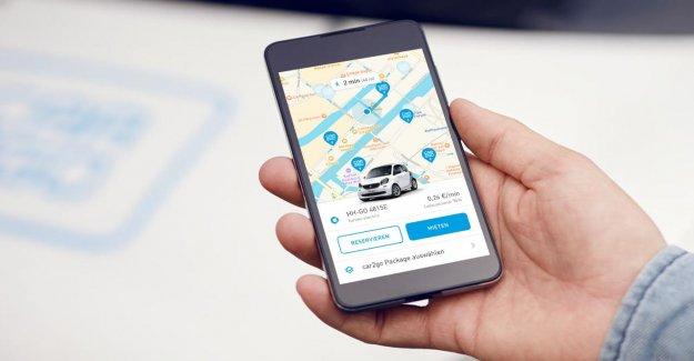 Car2go en europe perturbé: App et les Voitures ne fonctionnent pas correctement
