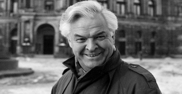 Chanteur d'opéra, Theo Adam, à l'Âge de 92 Ans, est mort
