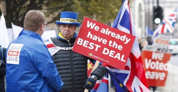 Commentaire devant la chambre des communes-Vote: Brexit Chaos