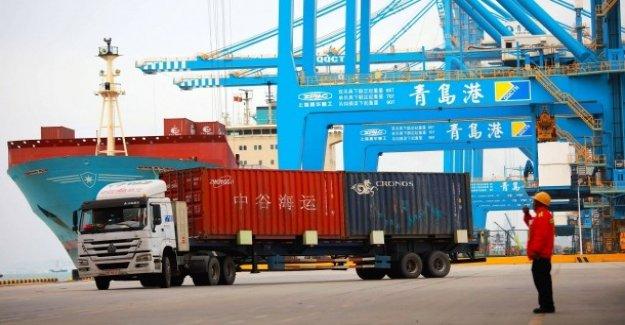 Conflit commercial de la Chine baisse de l'Excédent commercial qu'avec l'Amérique n'est pas