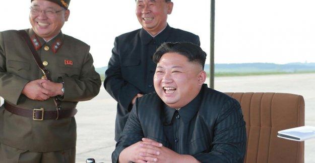Corée du nord: Kim Jong-un, a, selon les Experts secrète de Missiles Bases
