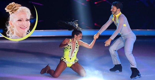 Dancing on Ice: Désirée Nick glacée Tête contre Sarah Lombardi