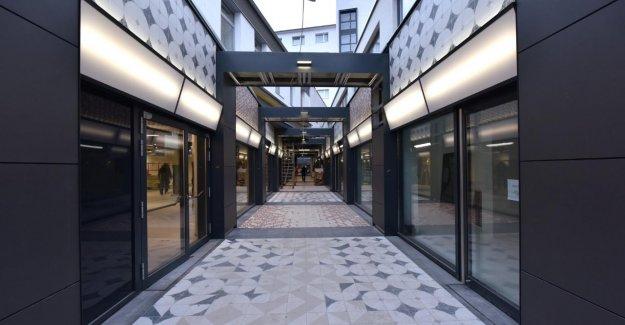 Dans le quartier de la Gare : Kaiserpassage pour les 20 Millions de entschmuddelt
