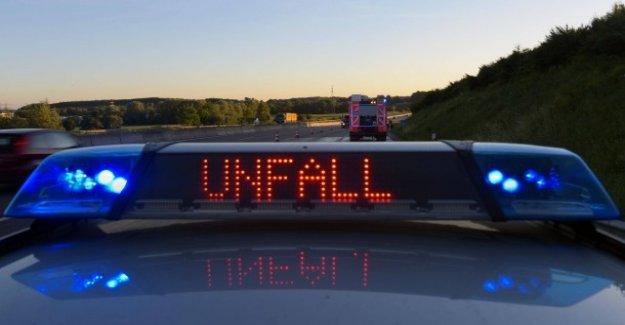 De la congestion dans le nord de la Hesse: durée de Blocage de l'autoroute A44, à la recherche des Camions-Accident