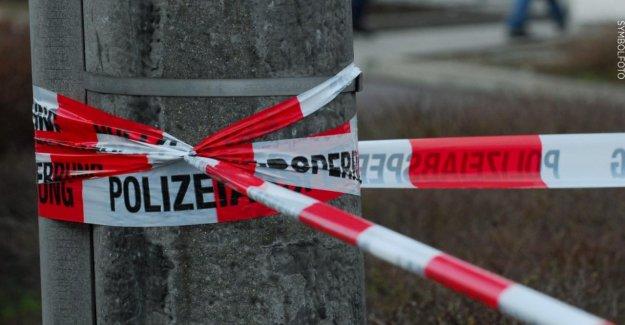 De police judiciaire, mesuré Plusieurs Blessés dans une Explosion dans la maison d'Habitation