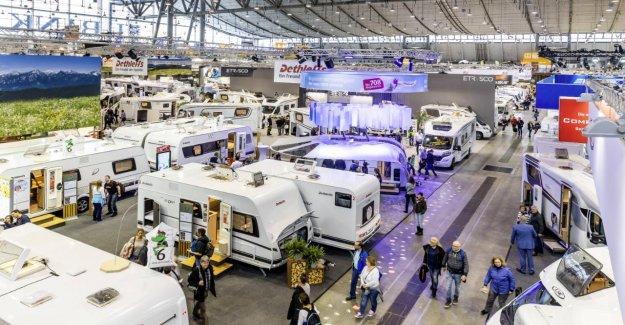 Dijon: les Caravanes de plus en plus populaire: la Branche comptabilisés année Record