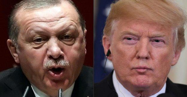Donald Trump: Turquie, en cas d'Agression Kurdes économiquedétruits