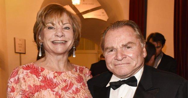 Fritz Weppers Épouse: Angela Wepper (†76) est décédé après une Chute