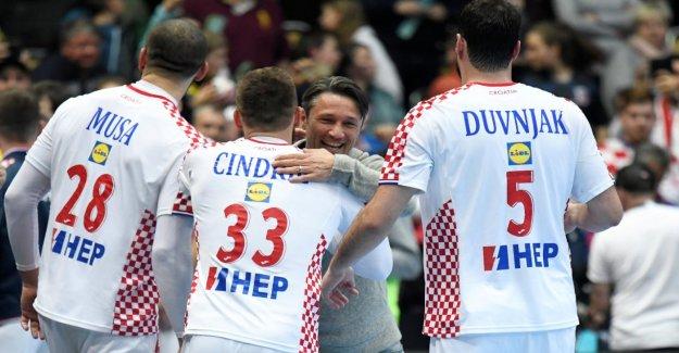Handball-championnats du monde: Croatie propose, en Islande, aux Yeux de Niko Kovac