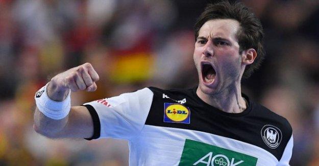 Handball-championnats du monde: Un Gensheimer aurait tout le monde aime les Voisins