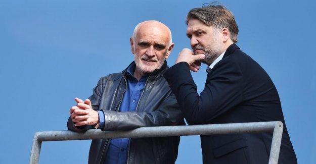 Hanovre 96: Boss Martin Enfant a rencontré Dietmar Beiersdorfer
