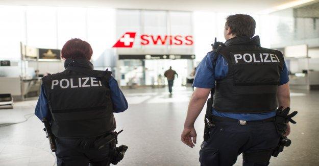 Islamisme: Suisse interdit 78 Djihadistes de l'Entrée - Vue