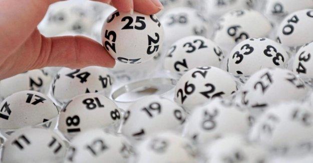 Jackpot Euromillions: Einzelgewinner accorde à 127,9 Millions d'Euros à partir