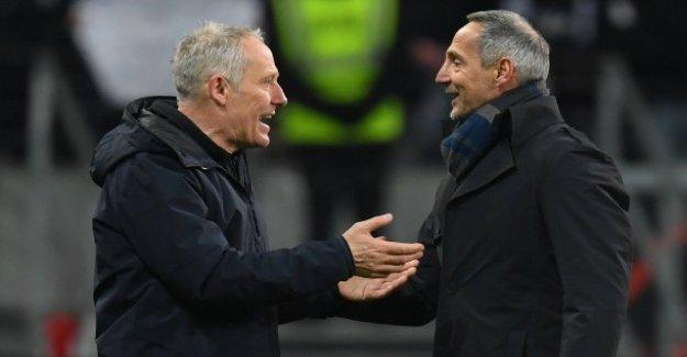 L'Eintracht Commentaire: De Bonnes Décisions