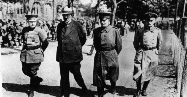 La mort du Luxembourg et de Liebknechts: Noske, va tirer