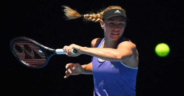 Lancement de l'Open d'Australie: Les Titres de Chances de Angie et Sacha