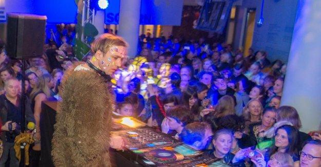 Lars Eidinger: Star, un Acteur comme Musée DJ