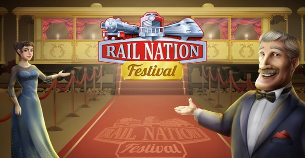 Le grand Geburtstagsfestival - Happy Birthday, Rail Nation!