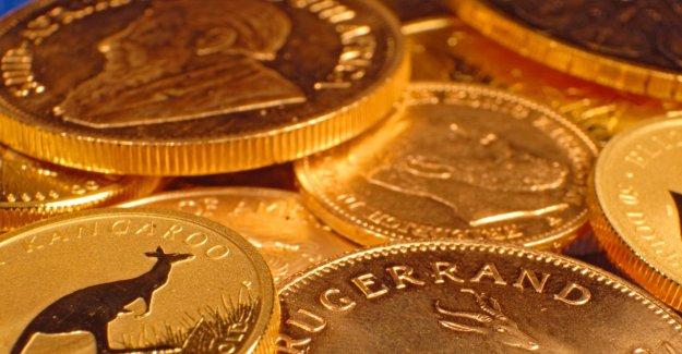 Le prix fixe est de nouveau fortement: je vais maintenant acheter de l'Or?