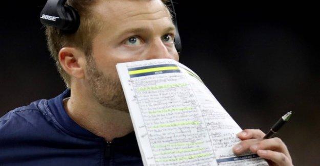 Los Angeles dans le Super Bowl: Quatre Heures de Sommeil doivent être riches