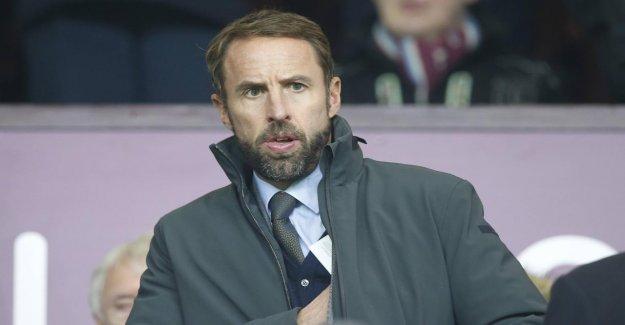 Manchester United: l'Angleterre, l'Entraîneur de Gareth Southgate sur la Liste