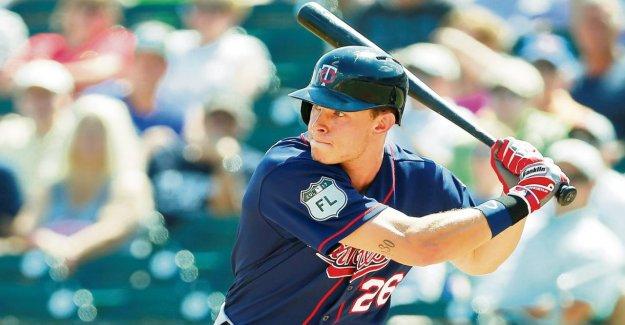 Max Kepler-rozycki interpréta: des Millions d'un Contrat de joueur Professionnel de Baseball pour Minnesota Twins