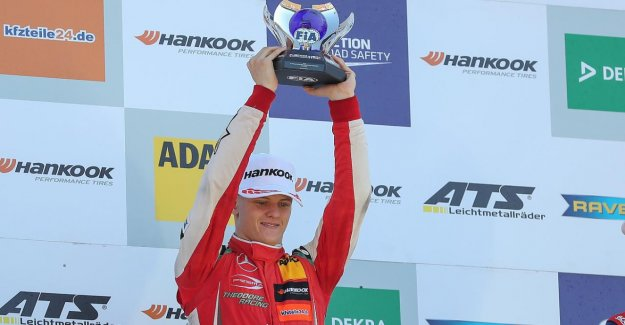 Mick Schumacher: Formule 2 renonce à la Course à Hockenheim
