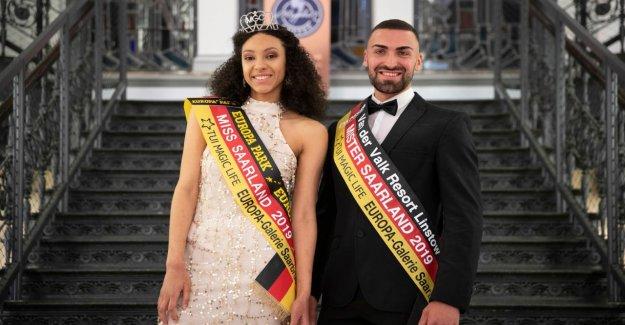 Miss et Mister Sarre: Miriam & Jan sont les plus Beaux du Pays