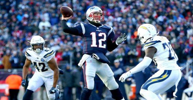 NFL New England Patriots dominent grâce à Tom Brady contre les Chargers