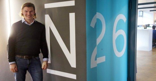 Numérique des produits Bancaires: la Banque Est N26 vraiment?
